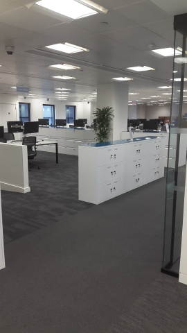 After fit out